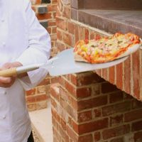 Pizza Peel With Wooden Handle - 26inch